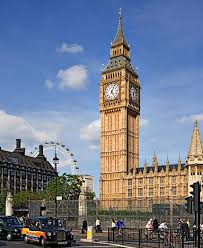 Big Ben, London England
