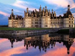 Chateau Chambord, Loire River Valley, France