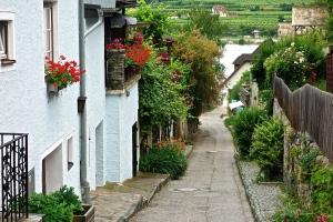 A little street in Durnstein