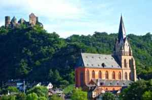 Rhine River Cruise Pictures