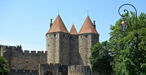 Carcesonne walls