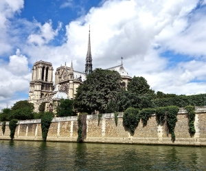 Notre Dame de Paris will be on our to do list, as it is spectacular.