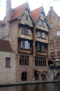 Oldest home in Brugge