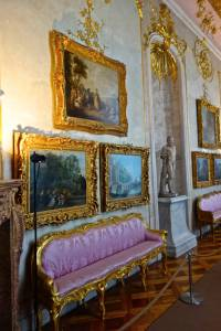 Interior of Sanssouci