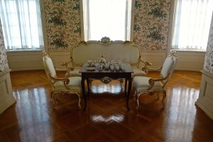 "The ""Tea Room"""