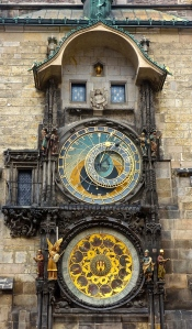 The oldest working astronomical clock in the world
