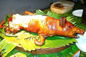 Babi Guling! Delicious!