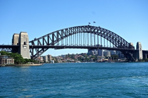 View from the Opera House