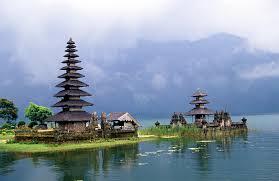 Ulan Danu Temple, Bali, Indonesia