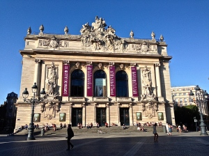 Opera House in Lille