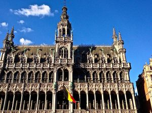 More Belgium Architecture