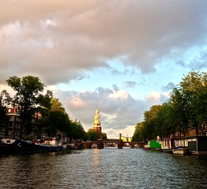 Scenery around Amsterdam