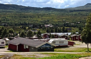 Camping in Norway is a favorite of the Europeans. They are usually booked for the summers.