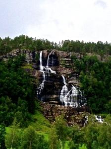 Waterfalls were gorgeous!