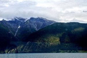 The fjords were inspiring!