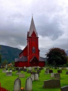 Sogndal stave church