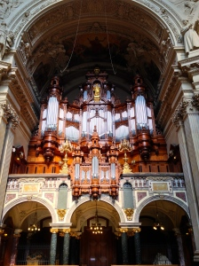 The organs here are amazing.