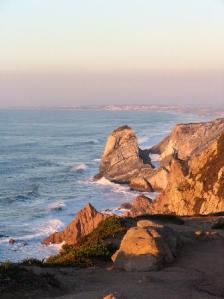 Cabo da Roca shoreline