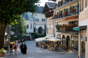 White Horse Inn, St. Wolfgang, Austria