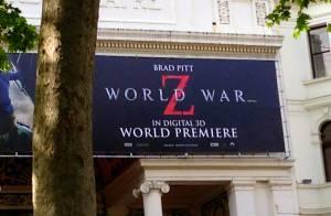 Brad Pitt World Premiere