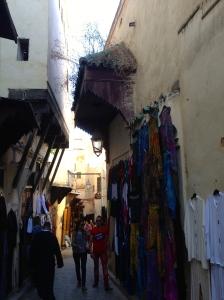 Street in Medina