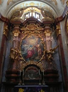 St. John the Baptist Alter