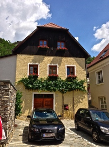 Simple home in Durnstein