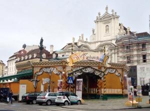 Theatre in Vienna