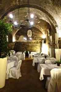 Another dining room of oldest restaurant in Salzburg