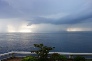 A storm brewing on Monaco