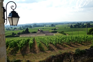 St. Emillion - Bordeaux wine country.. Now we're talking!!