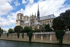 Beautiful Notre Dame