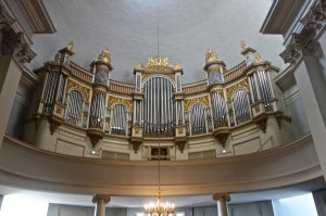 And the Organ, quite beautiful.