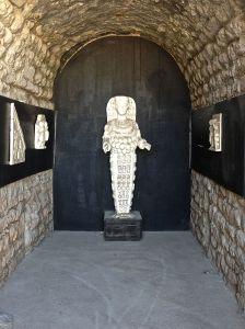 Statue of Artemis - The fertility goddess!