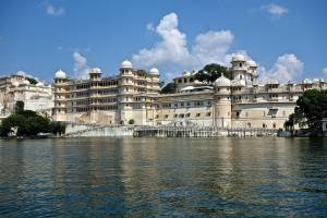 View of the City Palace, Udaipur