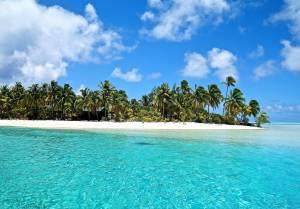 One Foot Island!