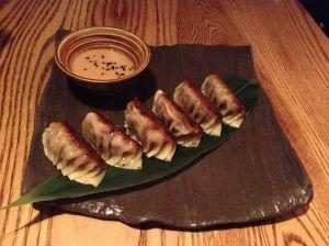 Dinner at Nobu.