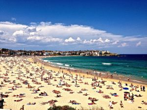 Gorgeous Bondi Beach!