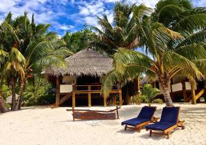 Great little place in Aitutaki!