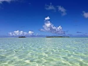On our way to Honeymoon Island!