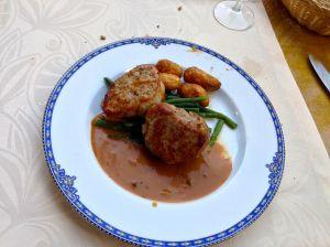 Free Range Pork dinner!