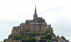 No trip to Brittany/Normandy is complete without paying a visit to Mont St. Michel.  It is incroyable.