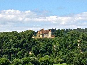 """Castle """"Chateau de Marzac"""""""