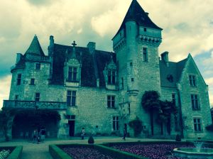 The Chateau Milandes, the former home of Josephine Baker.