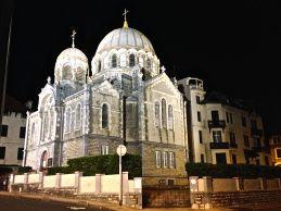 Eglise Alexandre Newsky - Russian Orthoodox Church in Biarritz.