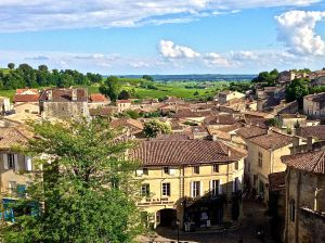 View beyond St. Emilion