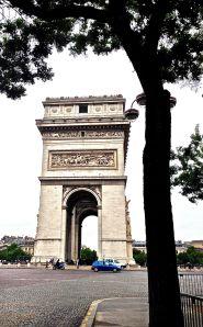 Arc de Triomphe...