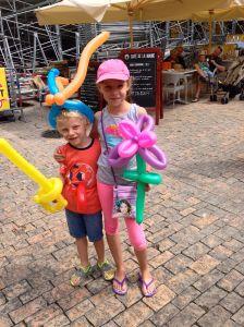 Cool balloons!