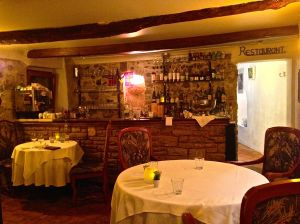 Our last evening dinner was here, in this quaint little restaurant!