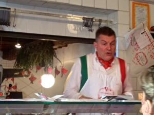 Here he is.... DARIO the butcher!